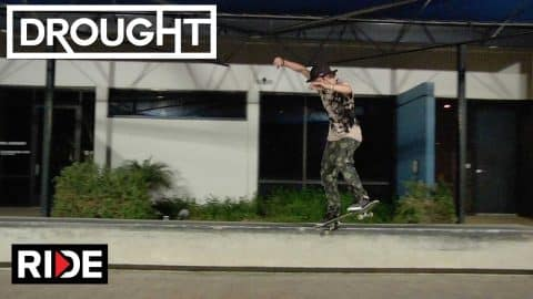 "Jake Dooley's ""Drought"" Video Part - RIDE Channel"