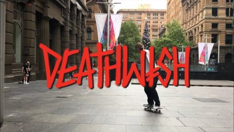 Jake Hayes - Call Waiting - Deathwish Skateboards