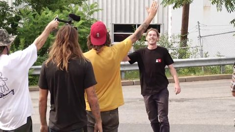 Jake Hayes - Lost & Found - Baker Tour 2015 - Deathwish Skateboards