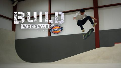 Jake Hayes Visits Woodward Riviera Maya - EP9 - Build Woodward Presented By Dickies - Woodward Camp