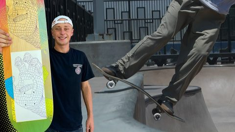 JAKE WOOTEN PUTS STRONGEST SKATEBOARD TO THE TEST! | Santa Cruz Skateboards | Santa Cruz Skateboards