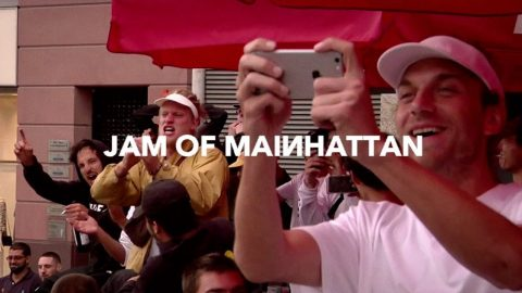Jam of Mainhattan 2017 - SOLO Skateboard Magazine