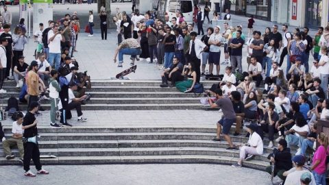 Jam of Mainhattan 2019 | SOLO Skateboard Magazine