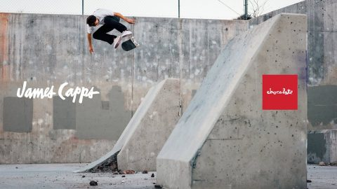 James Capps Chocolate Skateboards Commercial | crailtap