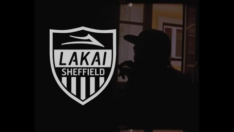 James Capps for the Lakai Sheffield - Lakai Footwear