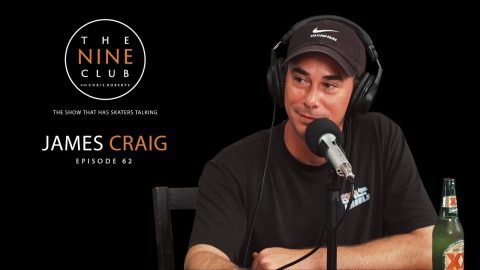 James Craig | The Nine Club With Chris Roberts - Episode 62 - The Nine Club