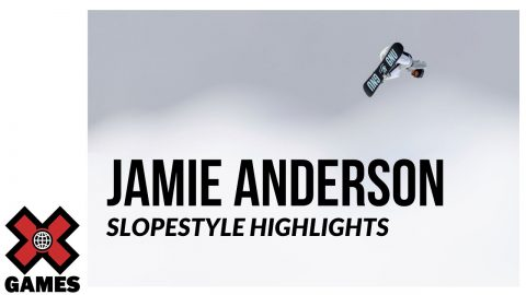 Jamie Anderson HIGHLIGHT REEL | X Games Aspen 2020 | X Games