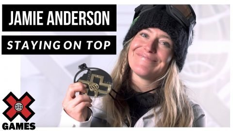 Jamie Anderson STAYING ON TOP | X Games Aspen 2020 | X Games