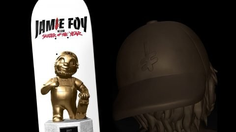 Jamie Foy - Big Boy Foy Trophy - Deathwish Skateboards