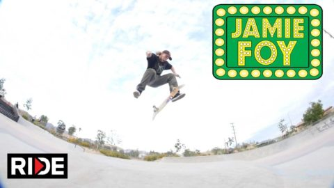Jamie Foy Ride or Die - Shake Junt - RIDE Channel