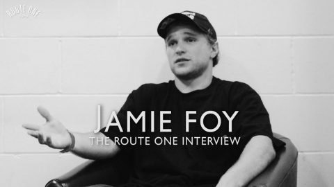 Jamie Foy: The Route One Interview | Route One