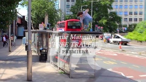 "Jamie Manning ""FREE TRAVEL"" / PREMIERE 
