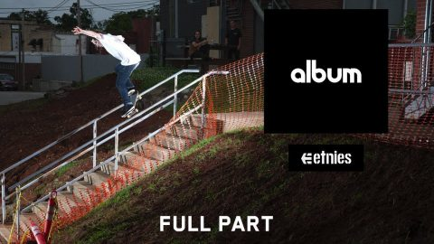 Jamie Tancowny, Nollie Crooks & More - Etnies: Album - Full Part | Echoboom Sports