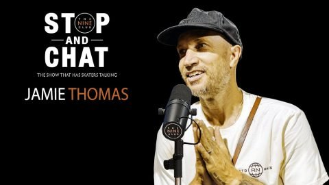 Jamie Thomas - Stop And Chat | The Nine Club With Chris Roberts | The Nine Club