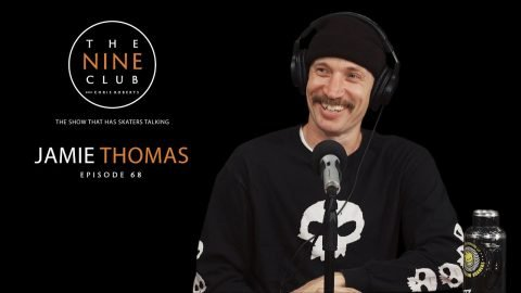 Jamie Thomas | The Nine Club With Chris Roberts - Episode 68 - The Nine Club