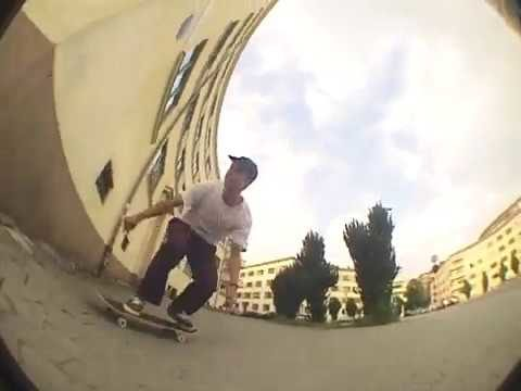 Jan Henrik Kongstein in FIRETRE - Freeskatemag
