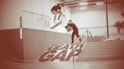 JART | Adrian Bulard vs. The Death Gap - The Berrics
