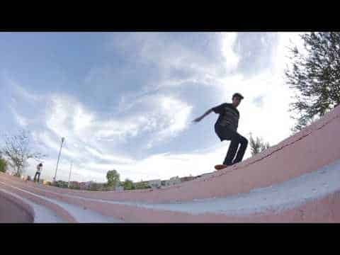"Jart Skateboards - Fernan Origel ""RIGHT NOW"" - JARTSKATEVIDEOS"