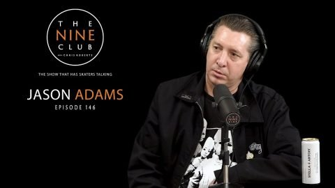Jason Adams | The Nine Club With Chris Roberts - Episode 146 | The Nine Club