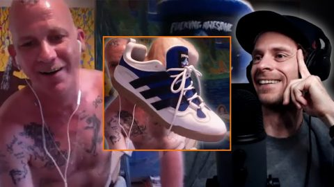 Jason Dill Has A New Adidas Shoe In The Works for FA! | Nine Club Highlights