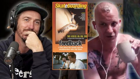 "Jason Dill Talks About His Original Transworld ""Feedback"" Edit With AVE 