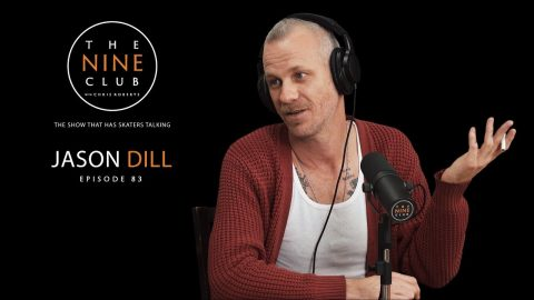 Jason Dill | The Nine Club With Chris Roberts - Episode 83 - The Nine Club