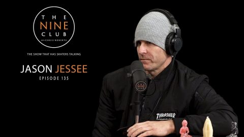 Jason Jessee | The Nine Club With Chris Roberts - Episode 135 | The Nine Club