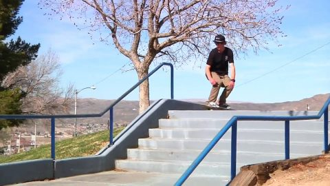 Jason Thurtle In Color For Days Raw | Blind Skateboards