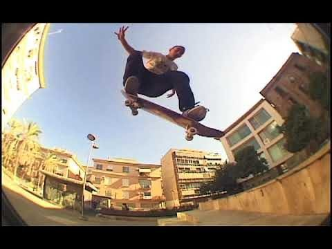 JAVI FIORETTO - UNIVERSAL ONE TAPE - Skate Syndicate