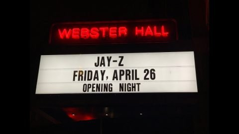Jay-Z at Webster Hall | ExtraCrispyNYC