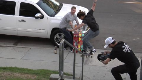 Jayden Bono fs Krook Raw Cut | E. Clavel