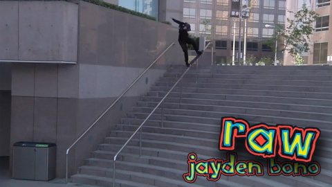 "Jayden Bono ""i AM blind"" Part 