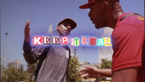 Jean Santos e Ricardo Bure - Keep It Real - [Porão] | Black Media