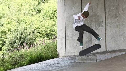 Jed Coldwell in Cottonopolis | Freeskatemag