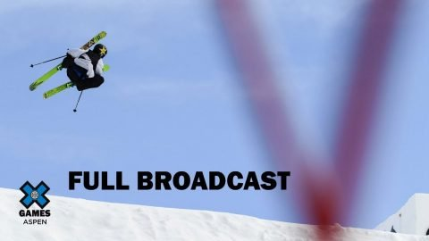 Jeep Men's Ski Slopestyle: FULL BROADCAST | X Games Aspen 2020 | X Games