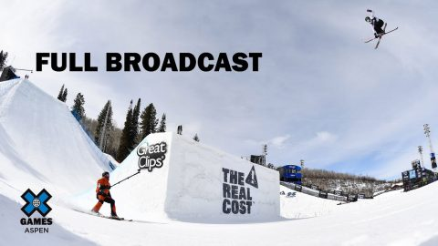 Jeep Women's Ski Slopestyle: FULL BROADCAST | X Games Aspen 2020 | X Games