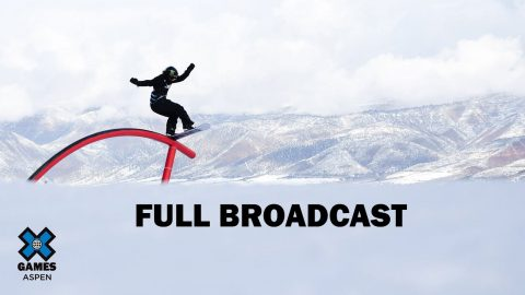 Jeep Women's Snowboard Slopestyle: FULL BROADCAST | XGA20 | X Games