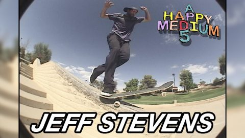 "Jeff Stevens ""A Happy Medium 5"" 