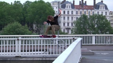 Jelle Maatman | Welcome to Titus Skateboards | Titus