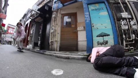 Jello in Japan | POWskateboards co