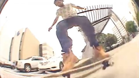 "JENKEM - AntiFerg's ""Timbs"" Part 