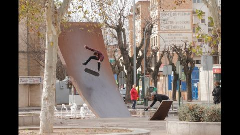 JENKEM - Bam Margera in Spain (The Rocky Redemption Edit) - jenkemmag