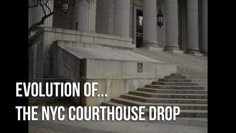 JENKEM - Evolution of... The Courthouse Drop | jenkemmag