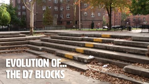JENKEM - Evolution of... The D7 Blocks | jenkemmag