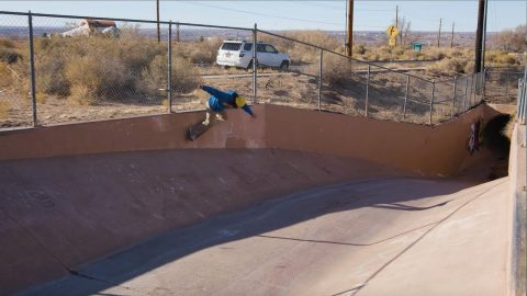 JENKEM - Exploring Ditches in New Mexico with Mariah Duran and Friends | jenkemmag