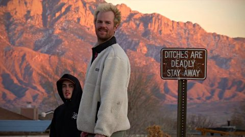 JENKEM - Google Earthers Ep.5 - Ditch Hunting in New Mexico | jenkemmag