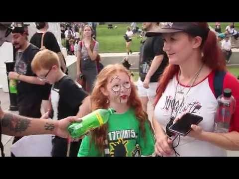 JENKEM - Searching For Skaters at the D.C. Juggalo March - jenkemmag