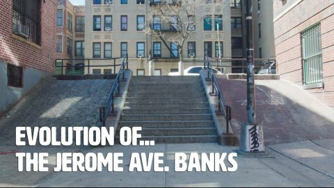 JENKEM - The Evolution Of... The Jerome Ave. Banks | jenkemmag