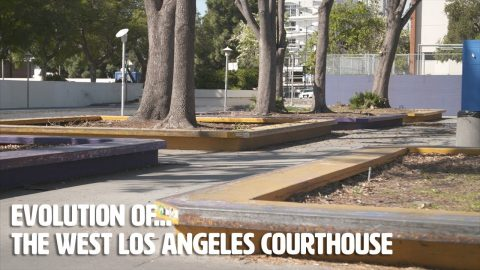 JENKEM - The Evolution of... The West Los Angeles Courthouse | jenkemmag