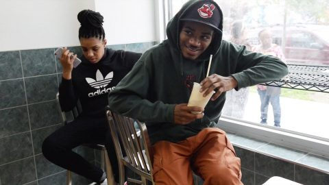 JENKEM - Visiting Tyshawn Jones' New Restaurant in The Bronx | jenkemmag